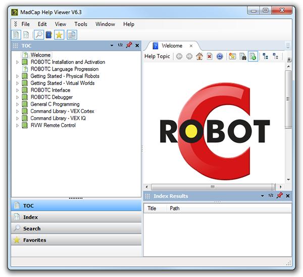 ROBOTC Intermediate VEX IQ: Physical Robot 1